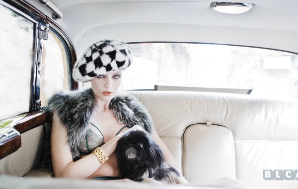 "Fashion-Shooting ""Anastassija Makarenko"""