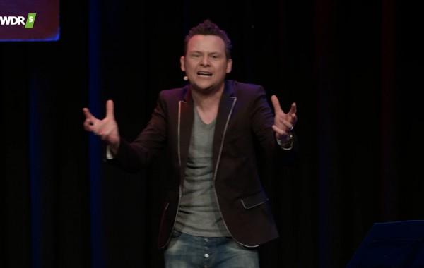 Kabarettfest im Bonner Pantheon – Tobias Mann
